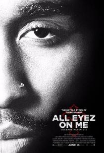 All Eyez on Me - A História de Tupac - Poster / Capa / Cartaz - Oficial 2