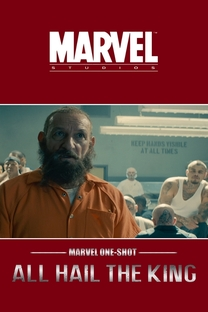 Curta Marvel: Todos Saúdem o Rei - Poster / Capa / Cartaz - Oficial 2