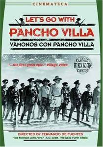 Vamos com Pancho Villa - Poster / Capa / Cartaz - Oficial 1