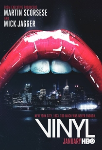 Vinyl (1ª Temporada) - Poster / Capa / Cartaz - Oficial 2