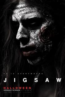 Jogos Mortais: Jigsaw - Poster / Capa / Cartaz - Oficial 23