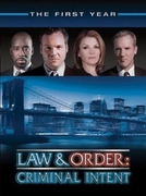 Lei & Ordem: Criminal Intent (1ª Temporada) (Law & Order: Criminal Intent (Season 1))