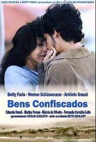 Bens Confiscados - Poster / Capa / Cartaz - Oficial 1