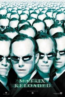 Matrix Reloaded - Poster / Capa / Cartaz - Oficial 3