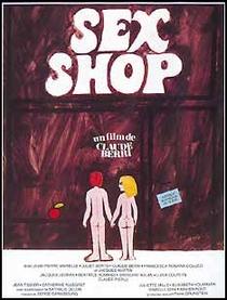 Sex-shop - Poster / Capa / Cartaz - Oficial 1