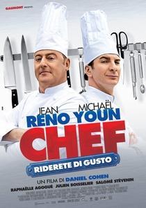 Como um Chef - Poster / Capa / Cartaz - Oficial 4