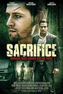 Sacrifice - Poster / Capa / Cartaz - Oficial 1
