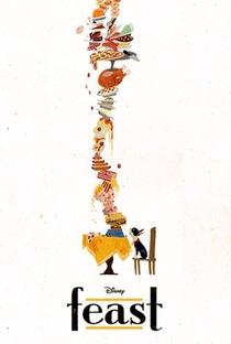 O Banquete - Poster / Capa / Cartaz - Oficial 1