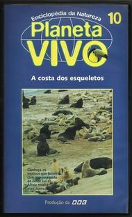 Planeta Vivo - A Costa dos Esqueletos - Poster / Capa / Cartaz - Oficial 1