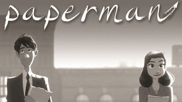 Disney libera 'Paperman', curta indicado ao Oscar, para ser assistido online | Caco na Cuca