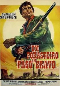 Forasteiro de Paso Bravo - Poster / Capa / Cartaz - Oficial 1