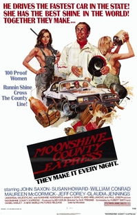 Moonshine County Express - Poster / Capa / Cartaz - Oficial 1