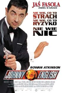 Johnny English - Poster / Capa / Cartaz - Oficial 4
