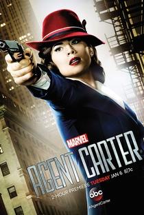Agente Carter (1ª Temporada) - Poster / Capa / Cartaz - Oficial 2