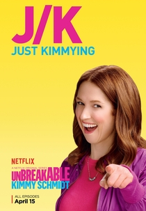 Unbreakable Kimmy Schmidt (2ª Temporada) - Poster / Capa / Cartaz - Oficial 3