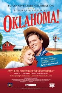 Oklahoma! - Poster / Capa / Cartaz - Oficial 4