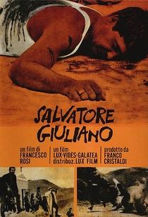 O Bandido Giuliano - Poster / Capa / Cartaz - Oficial 4