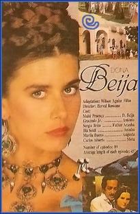 Dona Beija - Poster / Capa / Cartaz - Oficial 3