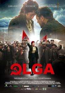 Olga - Poster / Capa / Cartaz - Oficial 3