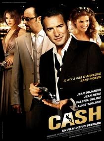 Cash - O Grande Golpe - Poster / Capa / Cartaz - Oficial 3