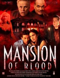 Mansion of Blood - Poster / Capa / Cartaz - Oficial 1