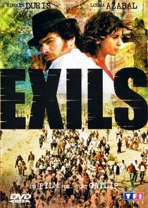 Exílios - Poster / Capa / Cartaz - Oficial 2