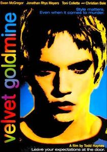 Velvet Goldmine - Poster / Capa / Cartaz - Oficial 1