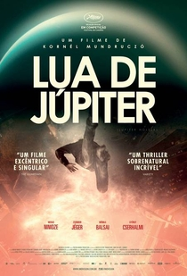 Lua de Júpiter - Poster / Capa / Cartaz - Oficial 3