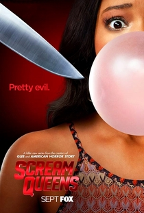 Scream Queens (1ª Temporada) - Poster / Capa / Cartaz - Oficial 4