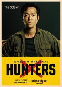 Hunters (1ª Temporada) - Poster / Capa / Cartaz - Oficial 6