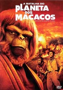 A Batalha do Planeta dos Macacos - Poster / Capa / Cartaz - Oficial 1
