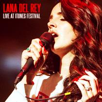 Lana Del Rey - Live on iTunes Festival 2012 - Poster / Capa / Cartaz - Oficial 1