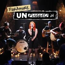 MTV Unplugged - Paramore - Poster / Capa / Cartaz - Oficial 1