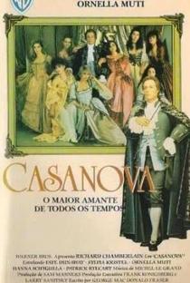 Casanova: O Maior Amante de Todos os Tempos - Poster / Capa / Cartaz - Oficial 3