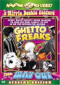 Ghetto Freaks - Poster / Capa / Cartaz - Oficial 2