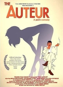 The Auteur - Poster / Capa / Cartaz - Oficial 1