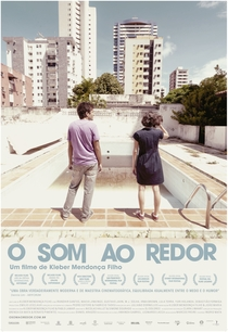 O Som Ao Redor - Poster / Capa / Cartaz - Oficial 3