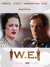 W.E. - O Romance do Século - Poster / Capa / Cartaz - Oficial 7