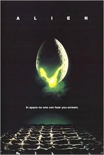 Alien: O Oitavo Passageiro - Poster / Capa / Cartaz - Oficial 22