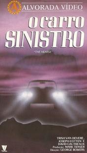 O Carro Sinistro - Poster / Capa / Cartaz - Oficial 2