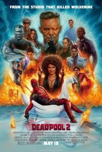 Deadpool 2 - Poster / Capa / Cartaz - Oficial 1