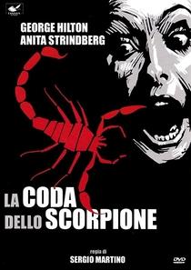 A Cauda do Escorpião - Poster / Capa / Cartaz - Oficial 2