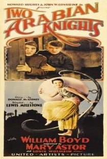 Dois Cavaleiros Árabes - Poster / Capa / Cartaz - Oficial 1
