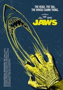 Tubarão - Poster / Capa / Cartaz - Oficial 13