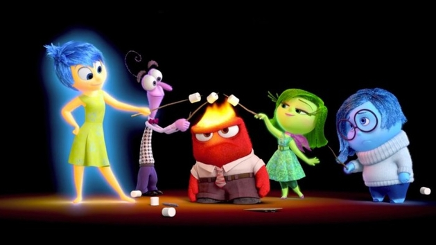 Divertida Mente (Inside Out, 2015) - Crítica