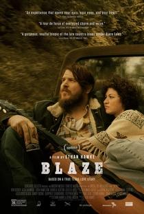 Blaze - Poster / Capa / Cartaz - Oficial 1