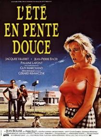 L'été en Pente Ddouce - Poster / Capa / Cartaz - Oficial 1
