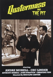Quatermass and The Pit - Poster / Capa / Cartaz - Oficial 2