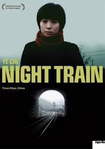 Night Train - Poster / Capa / Cartaz - Oficial 4