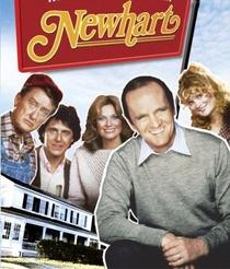 Newhart (1ª Temporada)  - Poster / Capa / Cartaz - Oficial 1